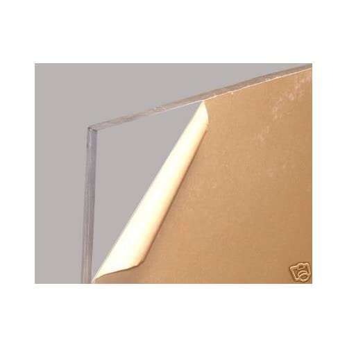 """POLYCARBONATE CLEAR 3//8/"""" thick 32/"""" x 48/"""""""