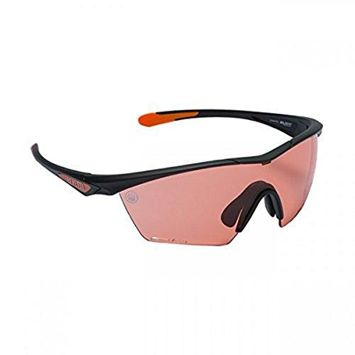 BERETTA Rudy Oc031 - Gafas de Tiro, Color Rojo, tamaño Talla única