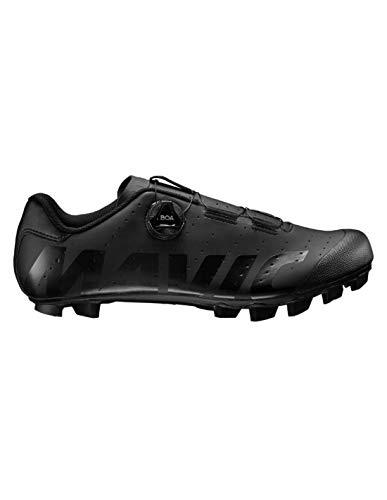 MAVIC Crossmax Boa Schuhe Herren Black Schuhgröße UK 9 | EU 43 1/3 2020 Rad-Schuhe Radsport-Schuhe