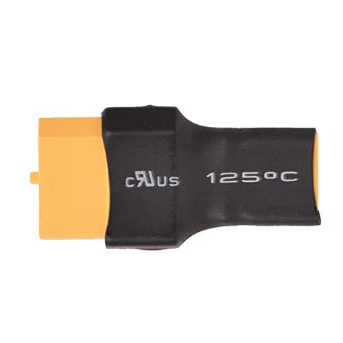 Gedourain Ligero Xt60 Hembra a Xt30 Macho Conector de Enchufe RC Accesorio sólido RC para 1S 2S 3S 4S Lipo Nimh Nicd batería