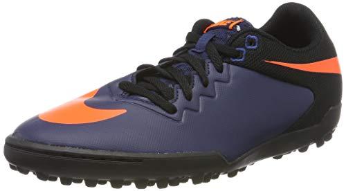 Nike Herren Hypervenom Pro TF Fußballschuhe, Blau (Navy 749904-480), 44.5 EU