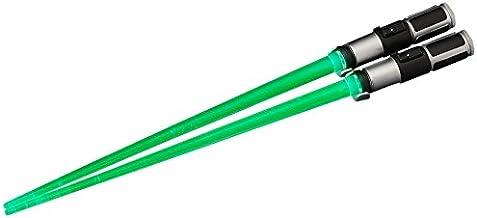 Star Wars palillos con luz sable laser Yoda