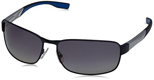 Hugo Boss Herren BOSS 0569/P/S WJ 2HT 65 Sonnenbrille, Blau (Blu)