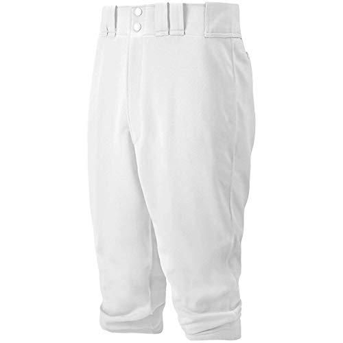 Mizuno Jungen 350312.0000.05.M Youth Select Short Pant M, weiß (0000), M