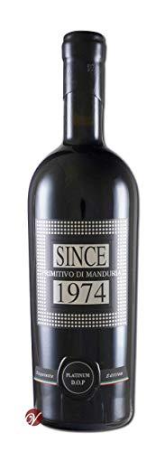 Primitivo di Manduria Since 1974 lim.Edit.Platinum DOP 2017