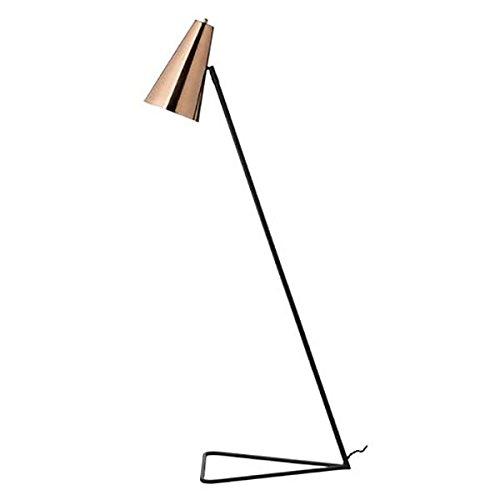 Bloomingville Stehlampe Kupfer/Schwarz