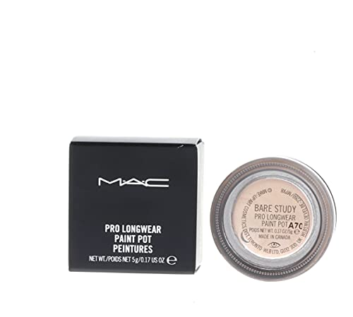 MAC Pro Longwear Paint Pot Bare Study, Lidschatten, 5 grams