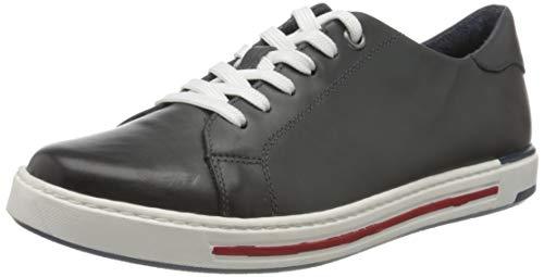 Jana 100% comfort Damen 8-8-23607-24 Sneaker, Blau (Navy 805), 44 EU