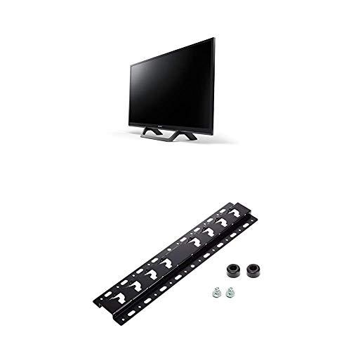 Sony KDL-32WE615 80 cm (32 Zoll) Fernseher (HD Ready, Triple Tuner, Smart-TV) + Wandhalterung für Bravia TVs (2019, 2018, 2017, 2016, 2015)