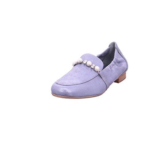 Maripé Damen Slipper S5031382 26550 F5031 blau 452810