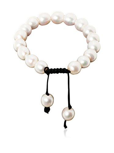 Ana Pearls Armband weiß