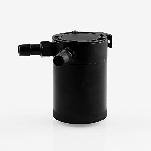 Coomir Depósito de Lata de Aceite Deflector Compacto Compacto de 2 Puertos Salida de Entrada NPT DE 3/8