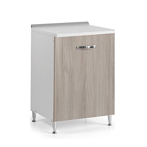 Base Per Cucina Olmo 1 Anta Cm 60x50xh 85