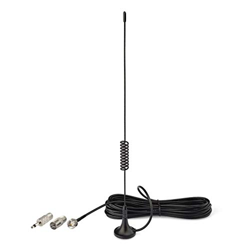 Bingfu Magnetic Base FM Antenna for Denon Pioneer...