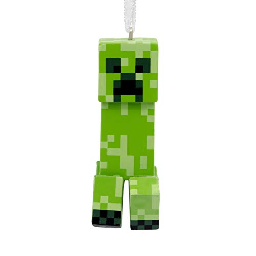 Hallmark Christmas Ornaments, Minecraft Creeper Ornament