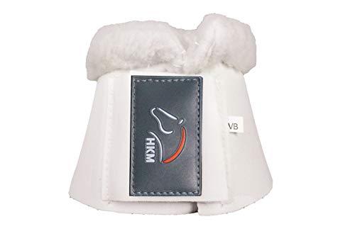 HKM 85861200.0643Campanas Comfort Herradura con Acolchado, Color Blanco