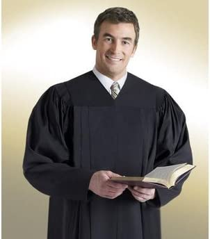 Religious Supply Plymouth Pulpit Robe; Men's & Women's Sizes