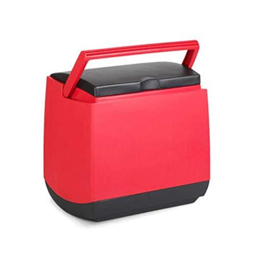 YYDIANZI 25-Liter-Mini-Kühlschrank, heiße und kalte Ausführung, PKW-Flansch, kompakter Weinkühlschrank, Flaschenwärmer for den Familienschlafsaal for Autoreisen