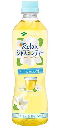 伊藤園 Relax ジャスミンティー 500ml×24本