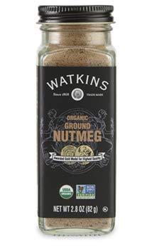 Watkins Organic Ground Nutmeg 2.8 ounces