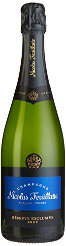 Champagne Nicolas Feuillatte Réserve Brut (1 x 0.75 l)