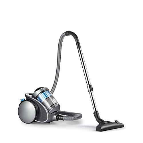 Swan Eureka Multi Force Bagless Cylinder Vacuum Cleaner, Anti-allergen HEPA...