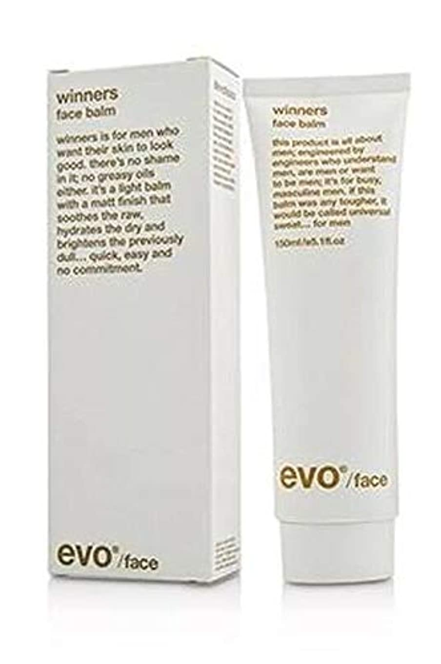 警報永遠に従事するEvo Winners Face Balm 150ml/5.1oz