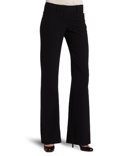 A. Byer Juniors Nine To Nine Value Pant,Black,7