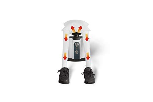 TECHNOSMART 8719831794744 Muñeca de planchado para máquina seca y planchadora (850 W), Secador de zapatos