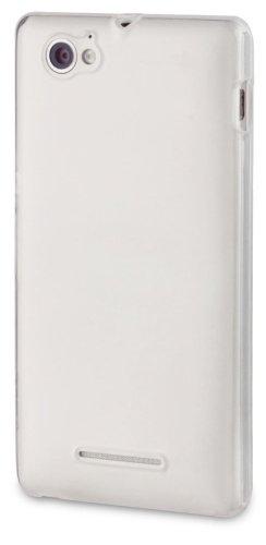 MFX Custodia Minigel per Sony Xperia M, Trasparente