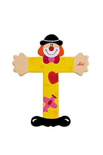 Trudi 81756 - Buchstabe Clown T