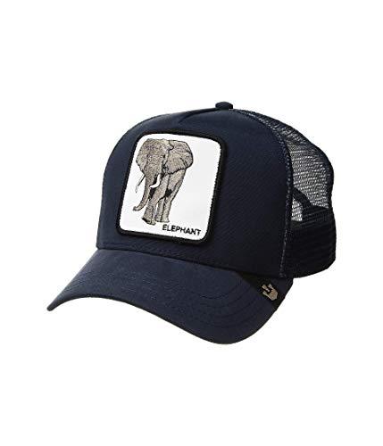 Goorin Bros. Baseball Cap für Damen und Herren, Elephant', Navy/Blau