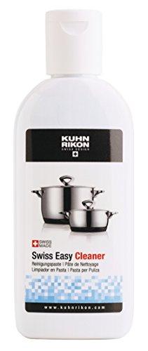 KUHN RIKON 2019 Crème nettoyante Swiss Easy Cleaner 200ml, Plastique, Blanc, 16,5 x 6 x 3,5 cm