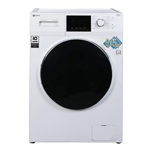 Koryo 8Kg/5Kg Inverter Front Loading Washer Dryer (KWMD1485FLD,...