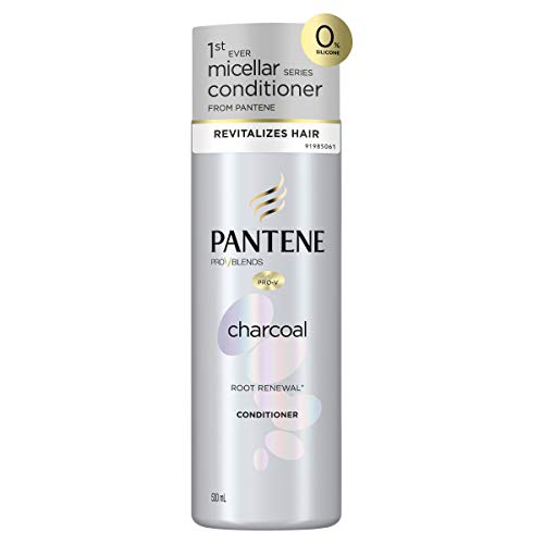 Pantene Pro V Blends Micellar Charcoal For Purifying Oily Hair 530ml