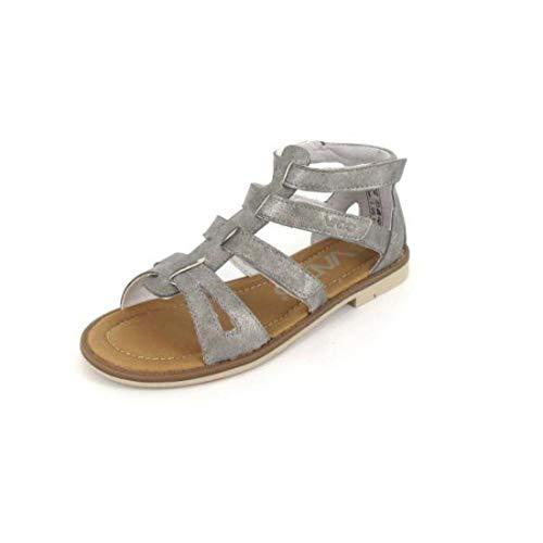 Vado Sandale Cleo Größe 33, Farbe: Grau
