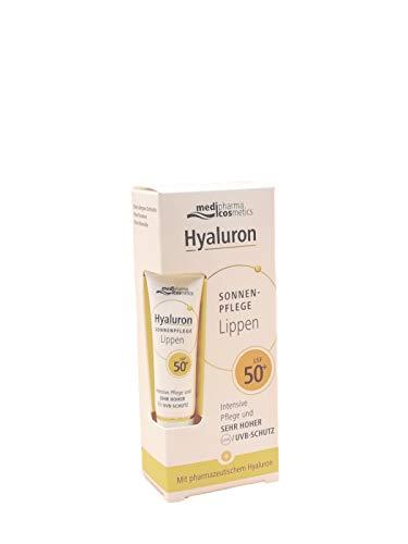 Medipharma Cosmetics Hyaluron Sonnenpflege Lippen Lsf 50+, 100 G