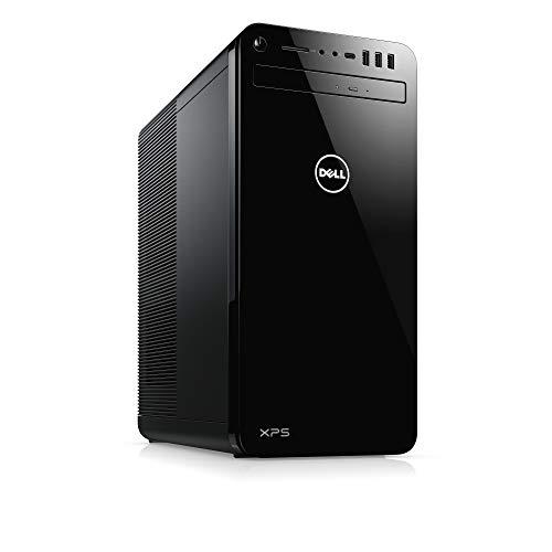Dell XPS 8930, PC Ordinateur de Bureau Unité centrale DVD-RW Black (Intel Core i5, RAM 8Go, 1To + 256Go SSD , NVIDIA GeForce GTX 1650 4GB, Windows 10)