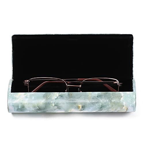N\C 1 paquete unisex magnético gafas caso para mujeres y hombres gafas de sol portátil caso para gafas de lectura ópticas caso gafas protector