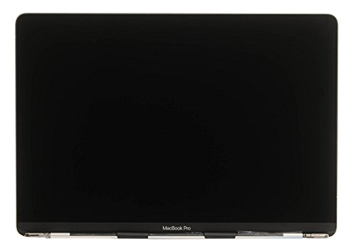 """TechOrbits LCD Screen Display Assembly for 15"""" Apple MacBook Pro Retina 15"""" A1707 2016-17 661-06376 Silver"""