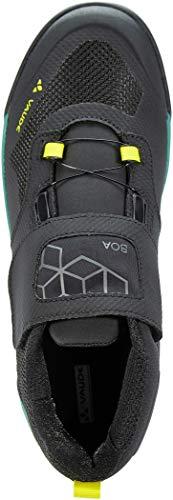 VAUDE Unisex AM Moab Tech Mountainbike Schuhe, Canary, 44 EU