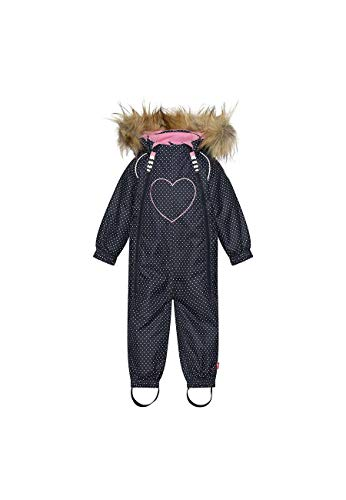 Racoon Lamont Winter Suit Traje de Esquiar, Mini Dot, 92 para Bebés
