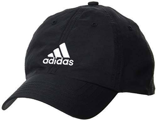 adidas Dad cap Bosa.R. Cappellino, Unisex – Adulto, Black/Black/White, OSFM