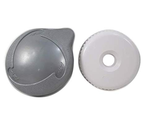 """Cal Spa Diverter Handle &""""BUTTRESS"""" Cap Teardrop Valve Hot Tub How To Video"""