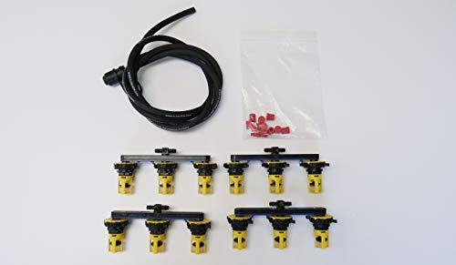 Flow-Rite Pro-Fill Watering 24V kit for 4 6V batteries
