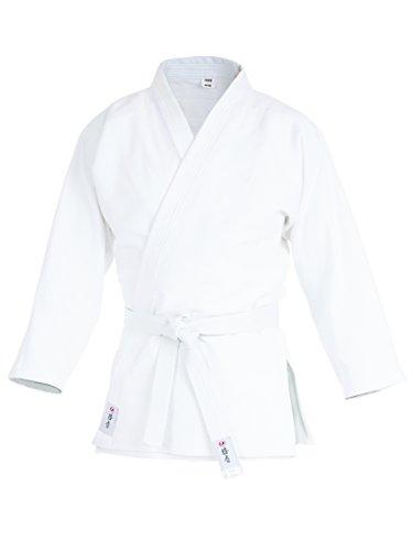Ultrasport Kampfsportanzug Judo inkl. weißer Gürtel Abbildung 2