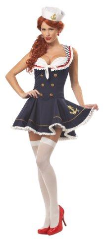 California Costumes Déguisement Marin pour Femme - XL (44/46)
