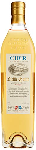 Etter Vieille Quitte Alte Quitte Barrique Edel-Quittenbrand Schweiz (1 x 0.7 l)