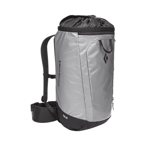 Black Diamond Equipment - Crag 40 Backpack - Nickel - Medium/Large
