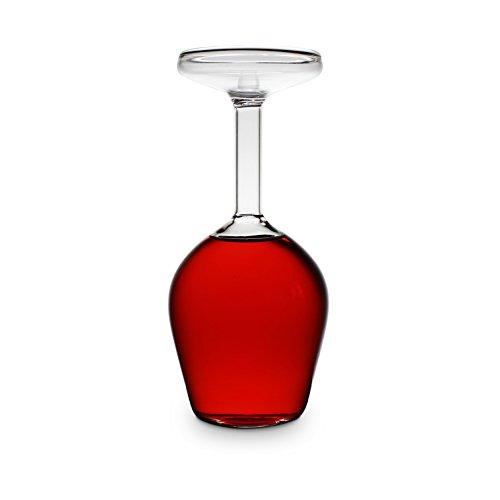Winkee Verkehrtes Weinglas
